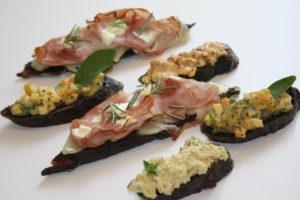 Bäckerei Bräuer _ Aufstriche für Pane Nero